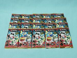 Lego® Ninjago™ Serie 5 Next Level Trading Card 20 Booster / 100 Sammelkarten