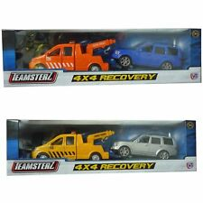 Teamsterz 4x4 Recovery Toy Truck & Car Tow Vehicle Die Cast & Plastic NEW BOXED