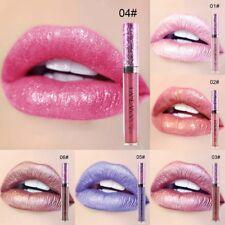Liquid Lipstick Long Lasting Metallic Lip Gloss Waterproof Unicorn Mermaid Shine