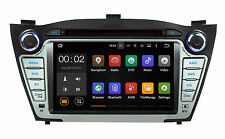 Android 5.1.1 Car DVD Player Radio Head Unit Stereo Video For Hyundai IX35 16G