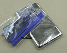 Slim Thin Metal Back Rear Case Housing Cover Shell fr iPod 6th Gen Classic 120GB
