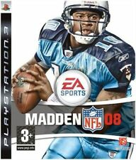 PS3 - Madden NFL 08 (2008) **New & Sealed** Official UK Stock