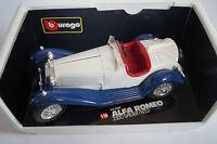 Bburago Burago Modellauto 1:18 Alfa Romeo 2300 Spider 1932 *in OVP*
