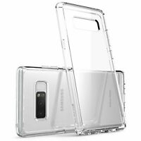 tech21 Pure Clear Bumper Case for Samsung Galaxy Note8 - Clear