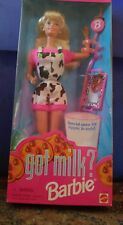 'Got Milk' Barbie. Special Edition, 1995.  NRFB, Mint condition.
