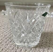 Shannon Crystal Designs of Ireland 24% Lead Crystal Ice Bucket New Unused