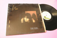 Nico LP The End Orig Italy 1974 NM Lamianted Cover Velvet Underground