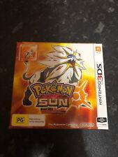 Nintendo 3DS Pokemon Sun Fun Limited Edition AU VERSION PAL Brand New
