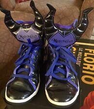 Reebok Maleficent Sneakers SIZE 3 1/2