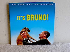 IT'S BRUNO! 2019 NETFLIX COMPLETE SERIES  8 EPIS SLICK NAIM  BRUNO NEW  FYC