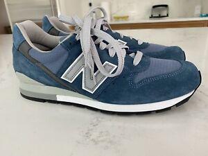 Mens New Balance Aqua Teal Blue Size 10.5M Brand New Missing Box