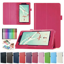 "For Lenovo Tab E7 E8 E10 P10 M10 7""-10.1"" Tablet PU Leather Cover Case Stand"