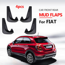 Front Rear Mud Flaps Mudflaps For FIAT Mudguards Splash Guards Bravo Croma