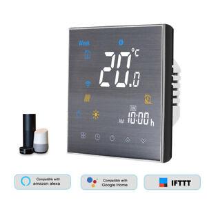BTH-3000L-GCLW Termostato intelligente WiFi per caldaia acqua / gas S9D3