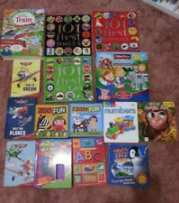 Bundle Very good used Baby to kid story books Learn to read,First words farm