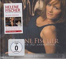 Helene Fischer / Von hier bis unendlich (Platin Edition , CD + DVD, NEU! OVP)