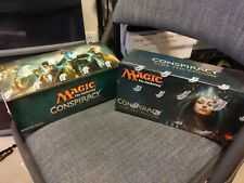 X2 boxes - Mtg Conspiracy 1 & 2 Booster Boxes Factory Sealed