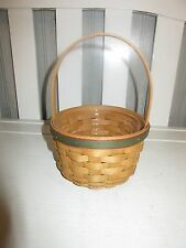 Longaberger 2005 Holiday Helper Basket