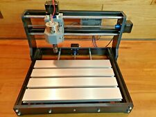 YoraHome CNC Carving Engraving Machine 3018-Pro with software & 10 router bits