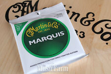 Martin Marquis Phosphor Bronze Acoustic Guitar Strings Extra Light M2000 10 to 4