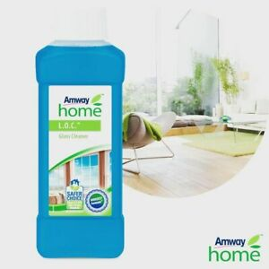 AMWAY LOC Glass Cleaner L.O.C. 500ml Concentrated Biodegradable - FAST DISPATCH
