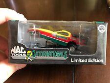 1998 Action 1/64 Gatornationals Pontiac Funny Car Mac Tools Limited Edition