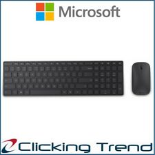 Bluetooth Keyboard and Mouse Microsoft Combo Designer Desktop Wireless PC MAC