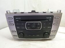 11 12 Mazda 6 Factory OEM Radio 6 Disc Cd Mp3 Player GEG4669RX WD97