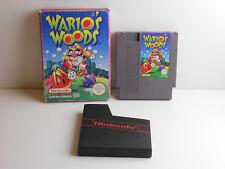 Wario's Woods pour NINTENDO NES dans neuf dans sa boîte