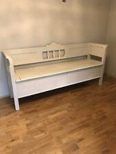 More details for vintage hungarian settle bench