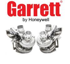 2011 - 2012 New Garrett Ford 3.5L EcoBoost Twin Turbocharger Set (3873+3874)