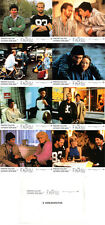 Hawks German complete 8 lobby card set Die Falken Timothy Dalton Anthony Edwards