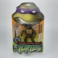 Teenage Mutant Ninja Turtles TMNT Donatello Action Figure 2002 Rare Carded Toy