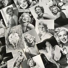Lots 30 pcs Marilyn Monroe Postcard Classic Black & White Photos Post Cards Bulk