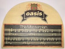 Oasis RARE Promo Masterplan Mouse Mat Genuine and Mint