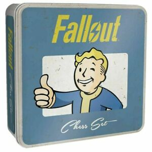 Fallout Chess Board Game Brand New Sealed