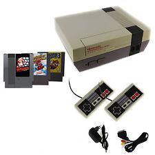 Nintendo Nes Konsole Mario Bros. 1 2 3 2x Controller Alle Kabel