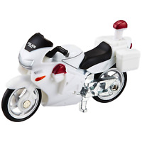 Takara Tomy Tomica 004 No.4 Honda VFR Police Bike