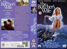 The Butcher's Wife - Demi Moore - Used Video Sleeve/Cover #17518