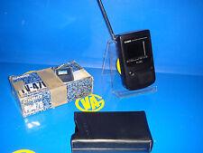 """Televisor vintage CASIO LCD pocket TV-470C 2,2"""" a pilas sin cargador"""
