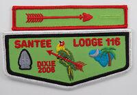 Fdl; Summer Fellowship OA Lodge 116 Santee eA1998-2 D1780
