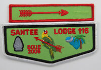 OA Lodge 116 Santee F4 (2006 Dixie Fellowship) [D1684]