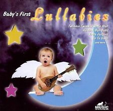 Baby's First: Lullabies by Various Artists (CD, Apr-2007, St. Clair)