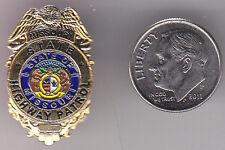 Missouri MO State Highway Patrol police Mini Badge Lapel Pin MOHP
