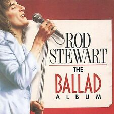 The Ballad Album by Rod Stewart (CD, Apr-2001, Laserlight)