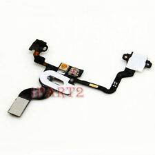 Replacement Proximity Light Sensor Power Button Flex Cable Ribbon for IPhone 4G