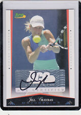 "2008 Ace Authentic Match Point Jill Craybas ""American Beauty"" Auto Autograph"
