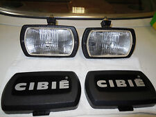 Cibie type 95i clear fog lamps, genuine, complete, new, with bulbs & covers