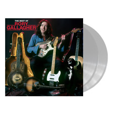 Rory Gallagher- The Best (On Crystal Clear Vinyl) Sealed ships now
