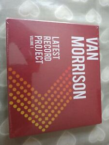 VAN MORRISON LATEST RECORD PROJECT 2 CD SET  NEW SEALED